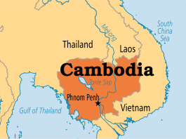 The Kingdom of Cambodia
