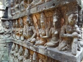 Khmer Sculptures