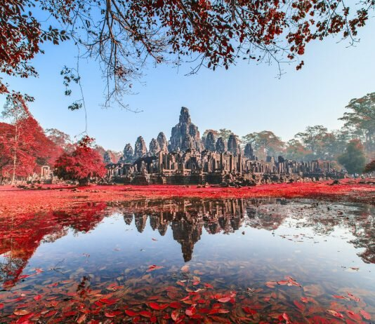 the reason why cambodia is a There are several reasons why cambodia is so poor – some historical and some  more modern historically, cambodia has had a hard time recovering from the.